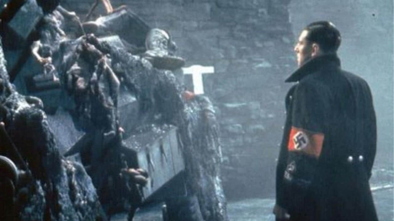 film reviews | movies | features | BRWC Nazis Vs The Ultimate Evil, A Review Of The Keep (1983)