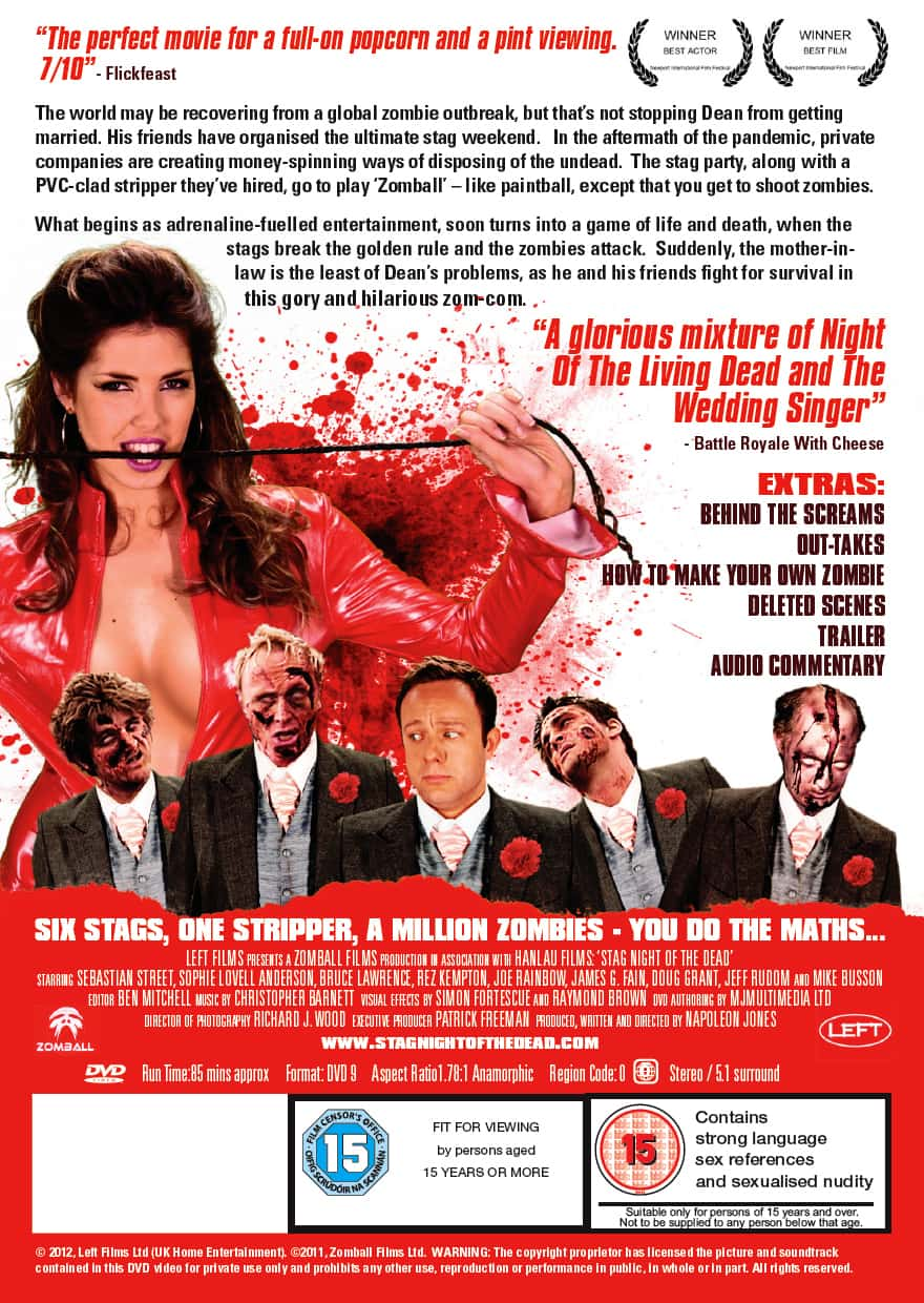 film reviews | movies | features | BRWC CHECK THIS OUT! BRWC QUOTE ON DVD COVER!