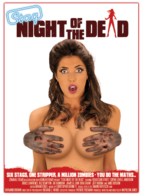 film reviews | movies | features | BRWC Stag Night Of The Dead Is Out On DVD!