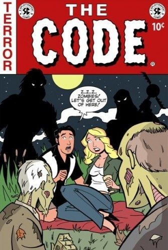 What If Zombies Used Google? Review: The Code (2011)