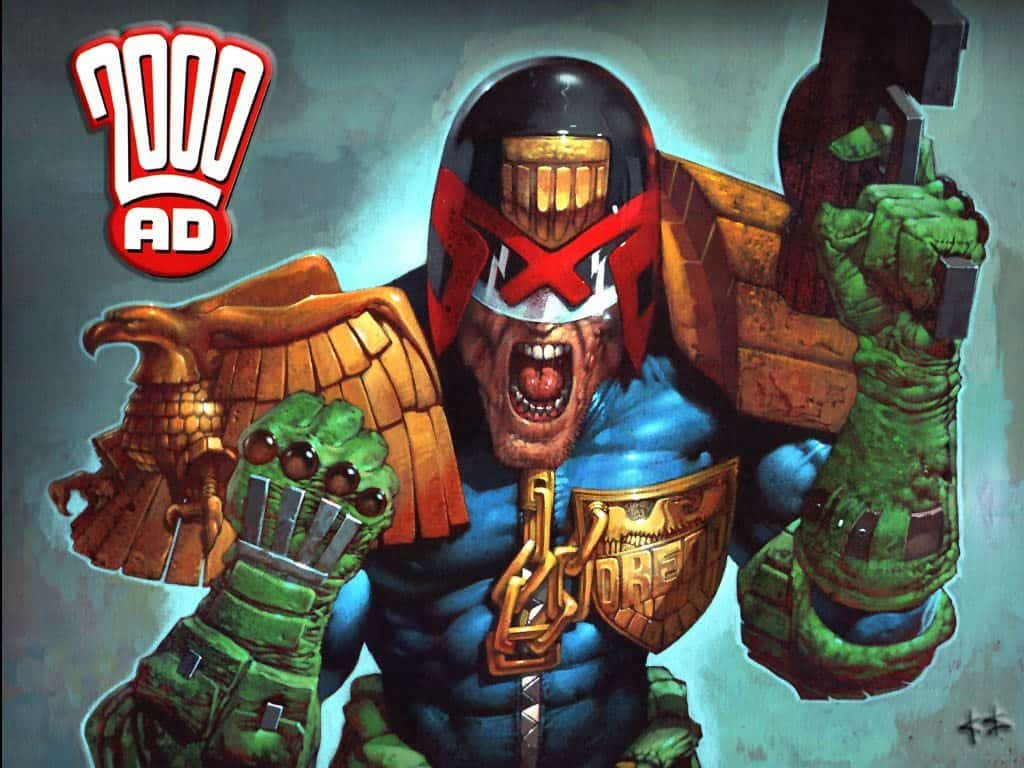 film reviews | movies | features | BRWC Judge Dredd Will/Might Be Back