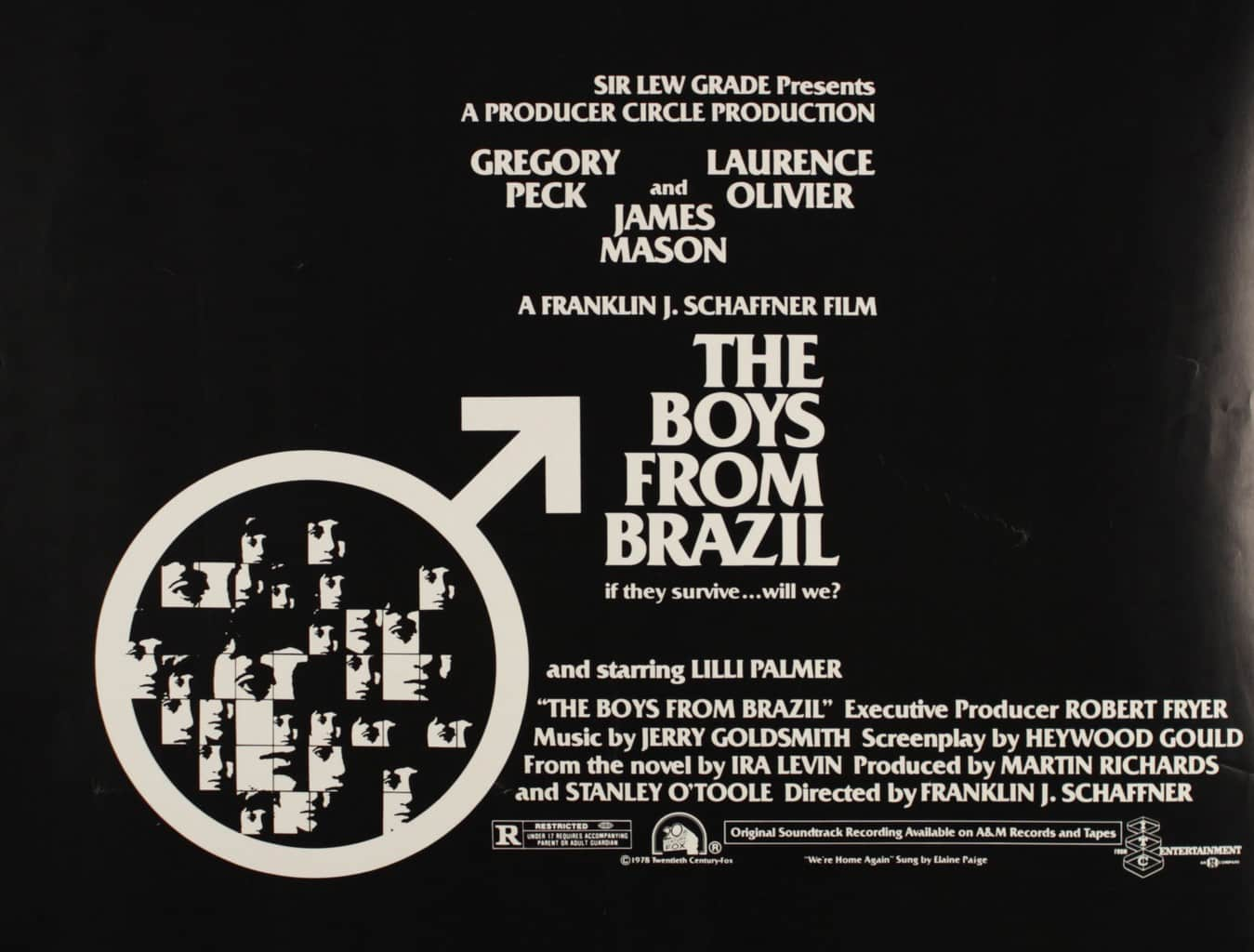 film reviews   movies   features   BRWC The Boys From Brazil (1978)- A Review And Rant