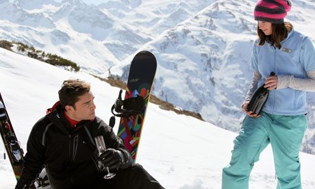 film reviews | movies | features | BRWC Chalet Girl Review