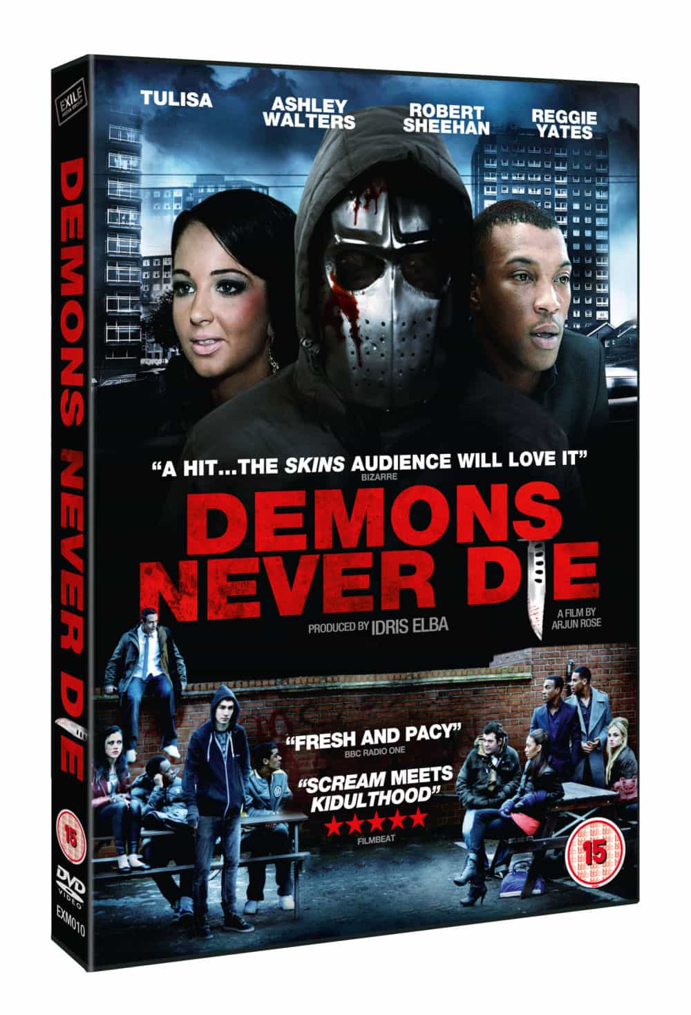 film reviews | movies | features | BRWC Demons Never Die