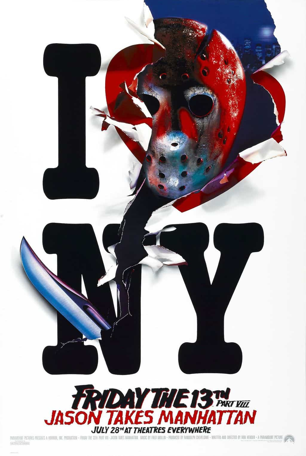 film reviews | movies | features | BRWC From Crystal Lake to Manhattan...