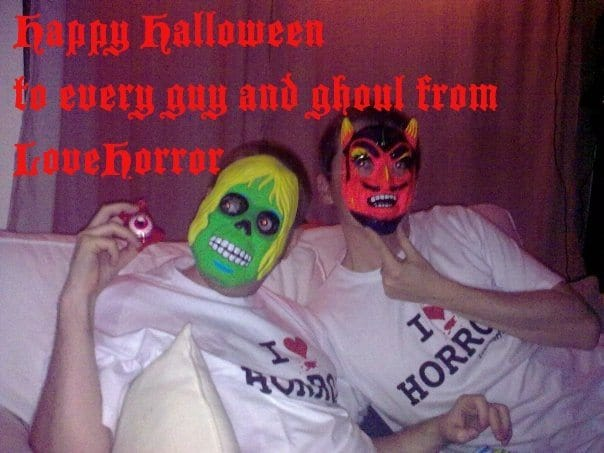 film reviews | movies | features | BRWC Love Horror Happy Halloween!