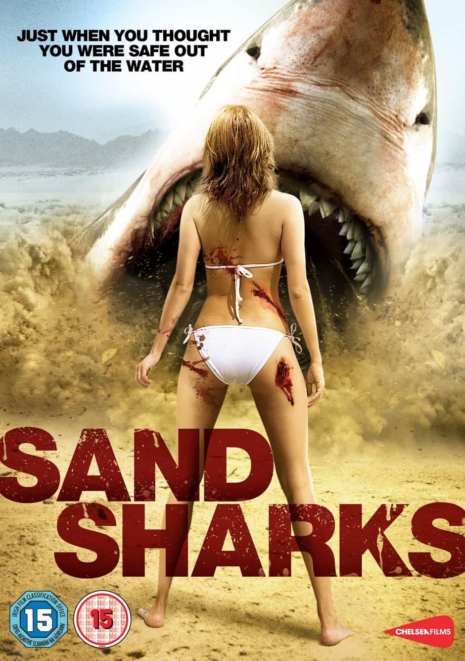 film reviews | movies | features | BRWC Sand Sharks - Review