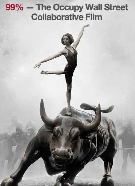 film reviews | movies | features | BRWC 99 Percent: The Occupy Wall Street Collaborative Film