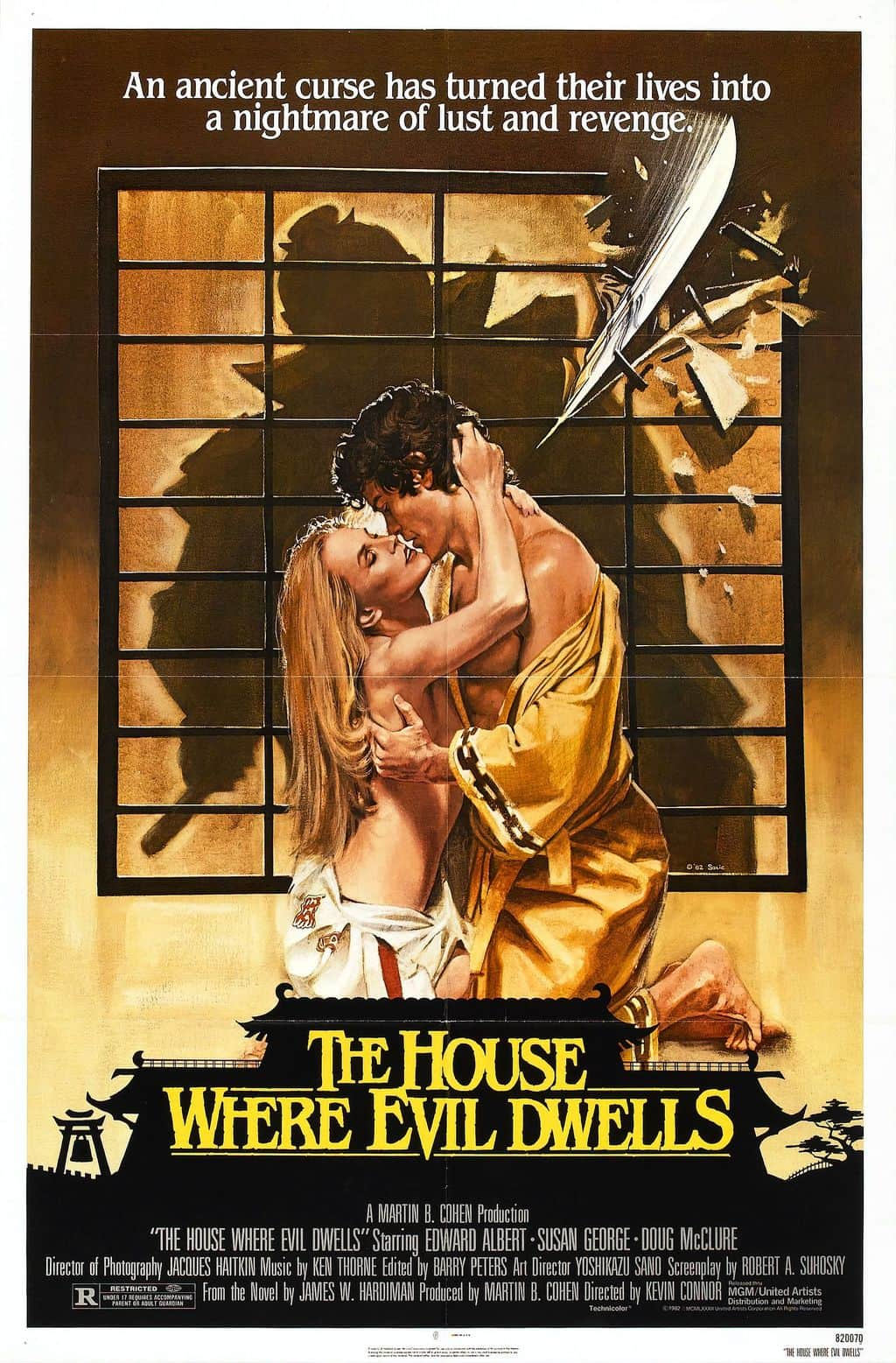 film reviews | movies | features | BRWC An Ode To The House Where Evil Dwells (1982)