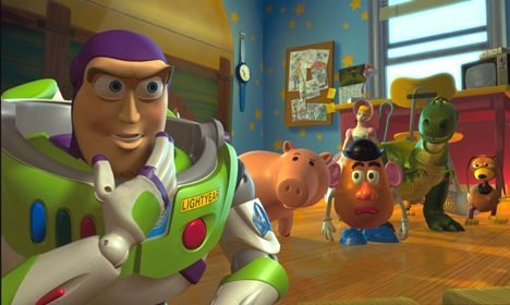 film reviews | movies | features | BRWC Toy Story 3D - Sledge's (Crap, Quick) Review