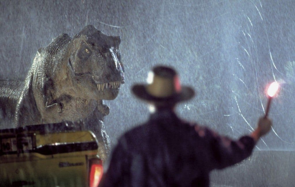 film reviews | movies | features | BRWC Holy Jesus F*****g Christ It's A Dinosaur!!