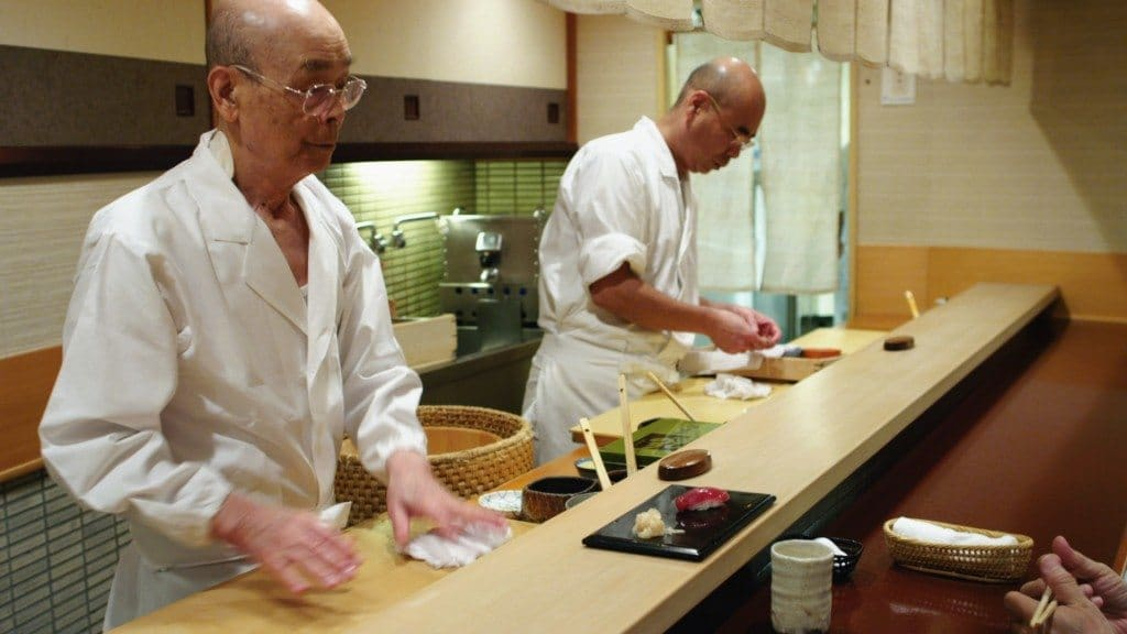 film reviews | movies | features | BRWC Jiro Dreams Of Sushi