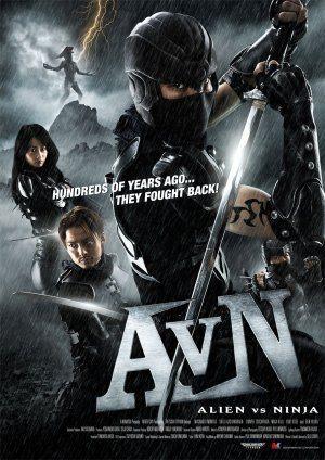 film reviews | movies | features | BRWC Alien Vs Ninja: Review