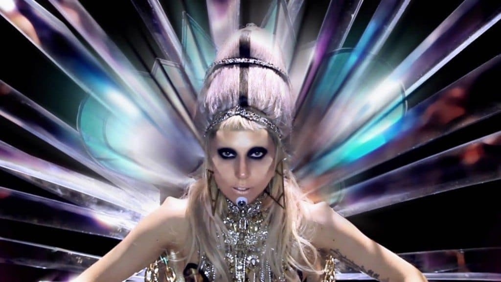 film reviews | movies | features | BRWC Lady Gaga - Born This Way, A Belated Review
