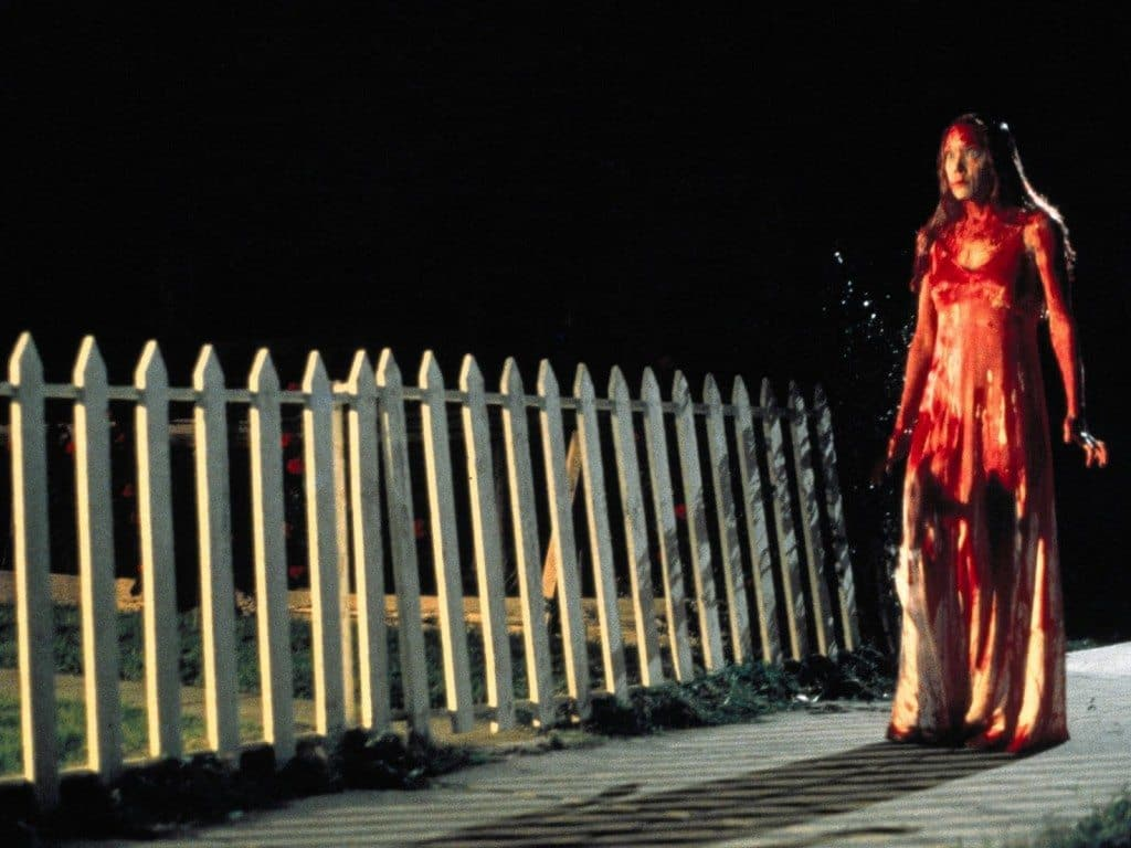 film reviews | movies | features | BRWC Carrie Is Being Remade... Again