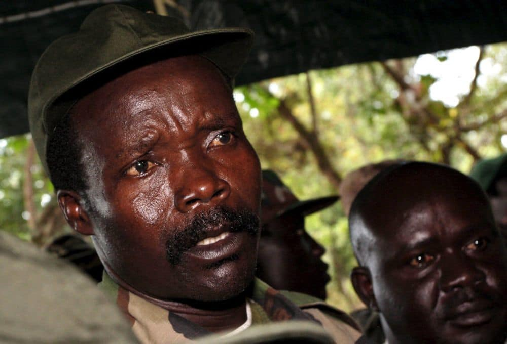 film reviews | movies | features | BRWC A Rare Moment Of Serious - The Kony 2012 Mess
