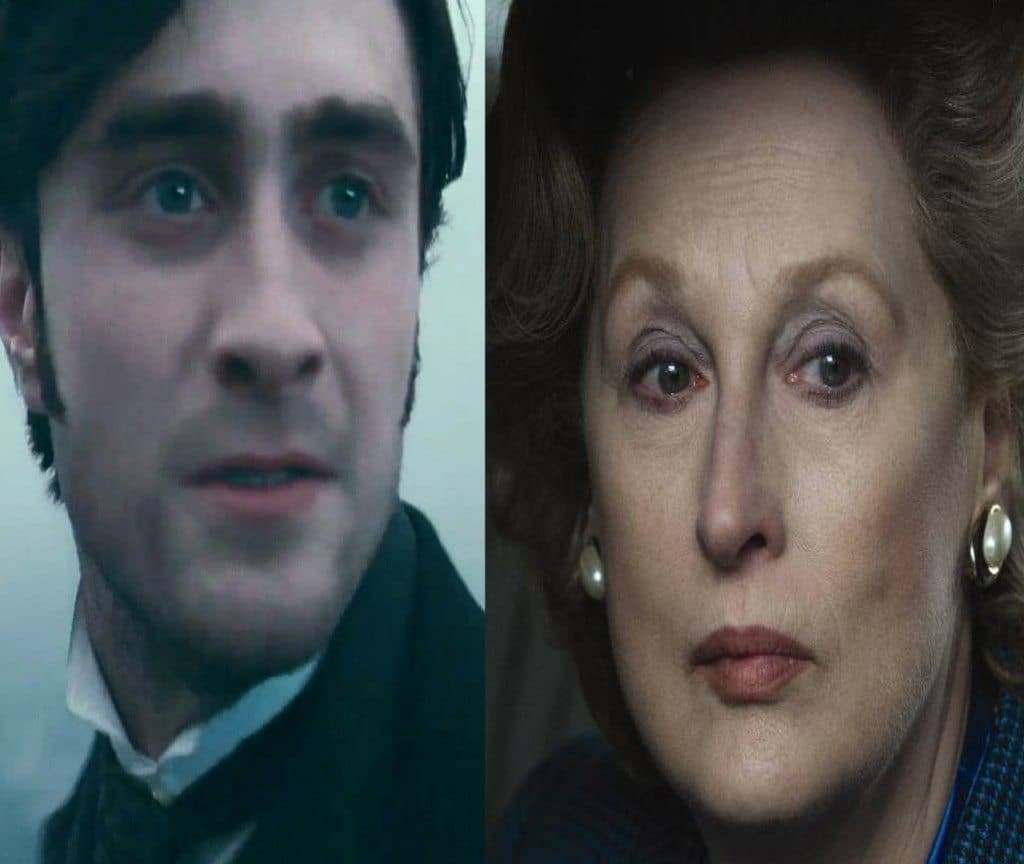 film reviews | movies | features | BRWC Unintended Roger Allam Double Feature: The Woman In Black & The Iron Lady
