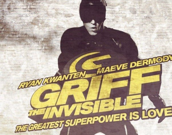 film reviews | movies | features | BRWC Griff The Invisible