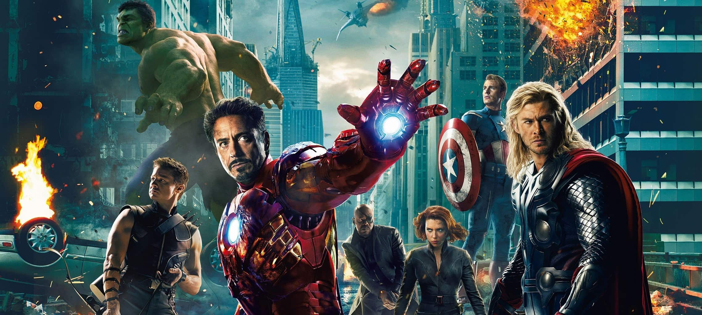 film reviews | movies | features | BRWC The Avengers - Review