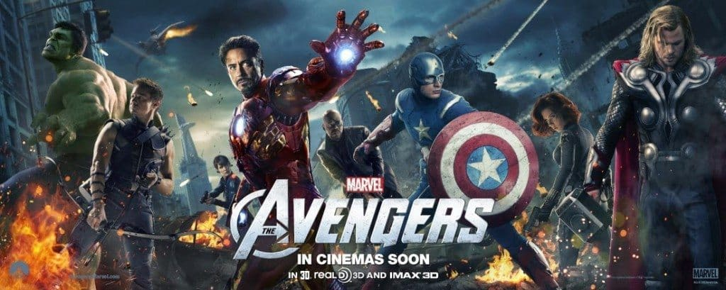 film reviews | movies | features | BRWC The Avengers - Running Order?