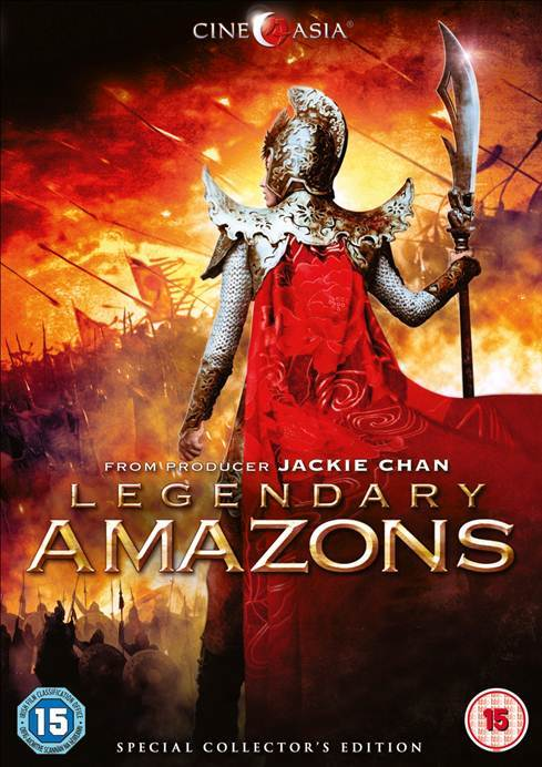 film reviews | movies | features | BRWC Legendary Amazons Trailer