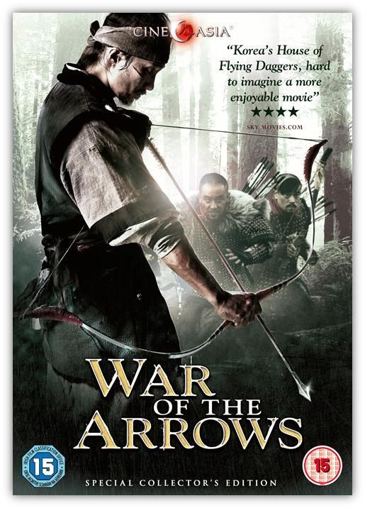 film reviews | movies | features | BRWC War Of The Arrows - Film Review
