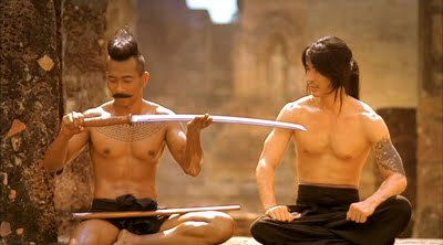 film reviews | movies | features | BRWC DVD Review: Yamada - Way Of The Samurai