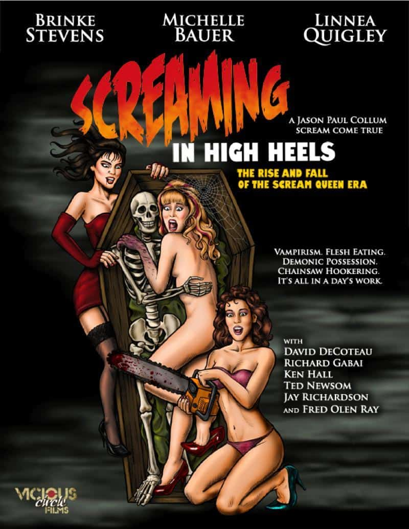 film reviews | movies | features | BRWC Screaming In High Heels: The Rise & Fall Of The Scream Queen Era