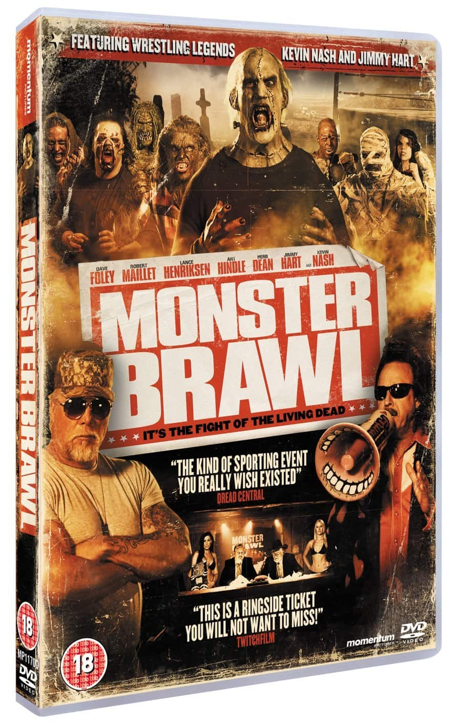 film reviews | movies | features | BRWC Monster Brawl Trailer