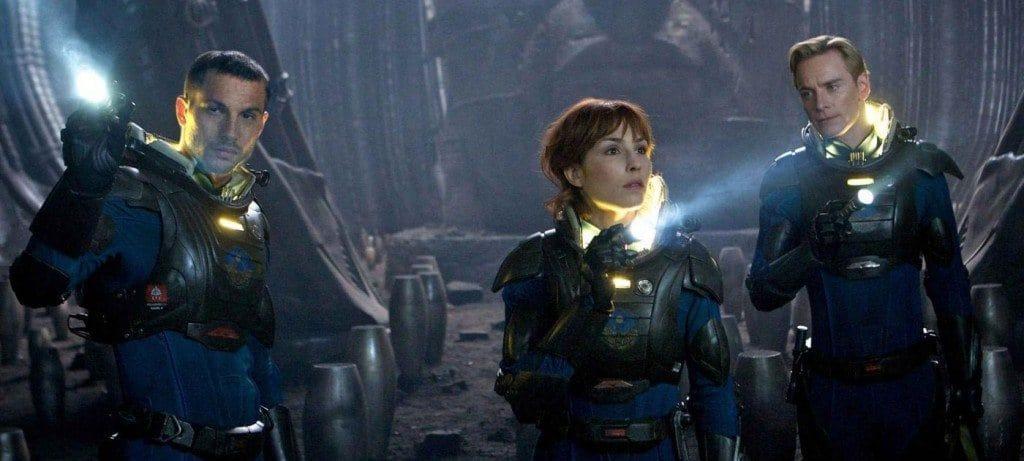film reviews | movies | features | BRWC Prometheus - Review