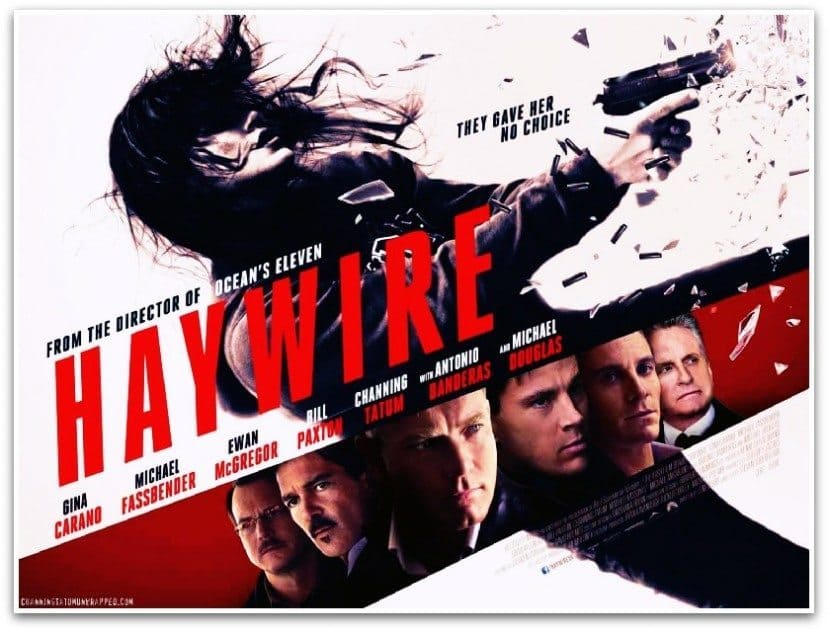 film reviews | movies | features | BRWC Haywire - Review