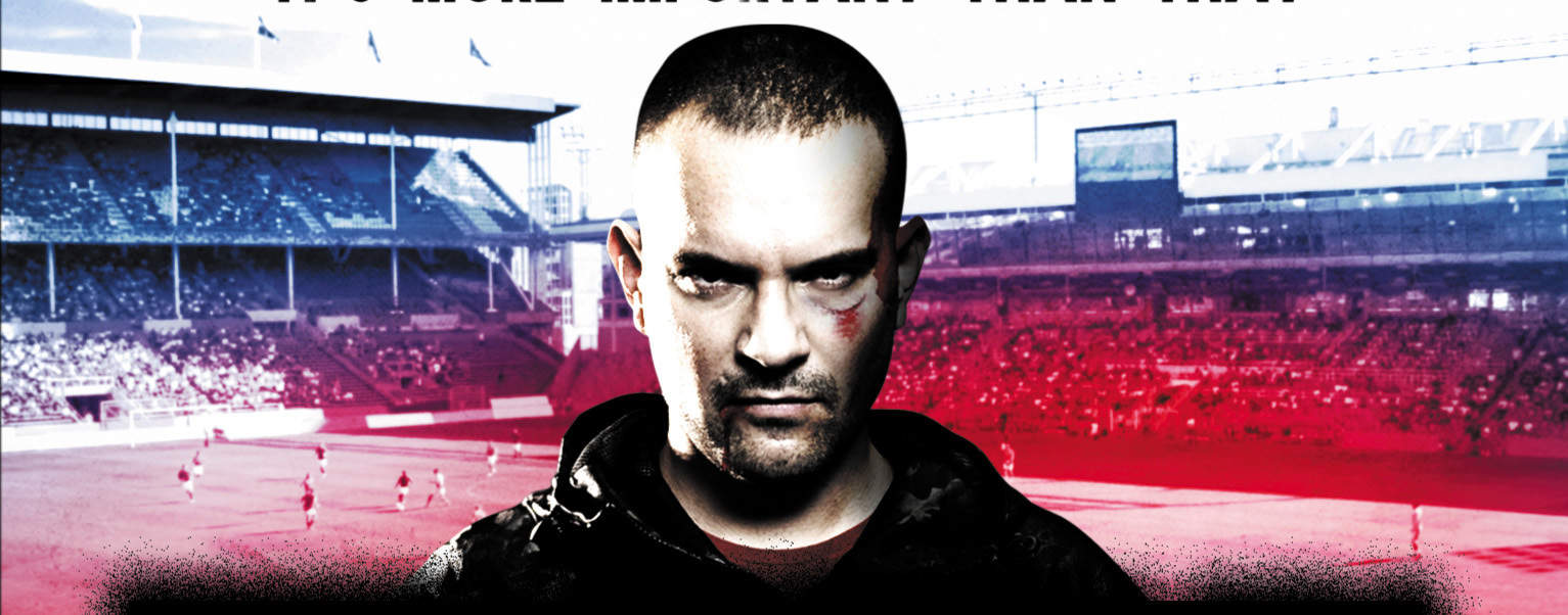 film reviews | movies | features | BRWC The Rise And Fall Of A White Collar Hooligan - DVD Review