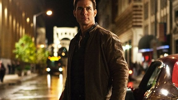 film reviews | movies | features | BRWC Jack Reacher Trailer