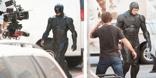 film reviews | movies | features | BRWC Robocop's New Look