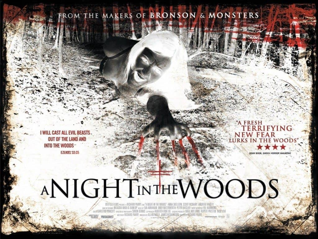 film reviews | movies | features | BRWC A Night In The Woods - DVD Review