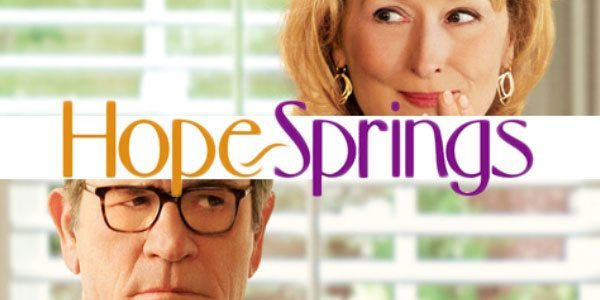 film reviews | movies | features | BRWC Hope Springs - Review