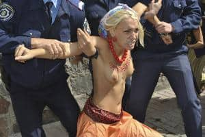 film reviews | movies | features | BRWC Femen - God Is A Woman