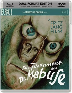 film reviews | movies | features | BRWC The Testament Of Dr. Mabuse - DVD Review