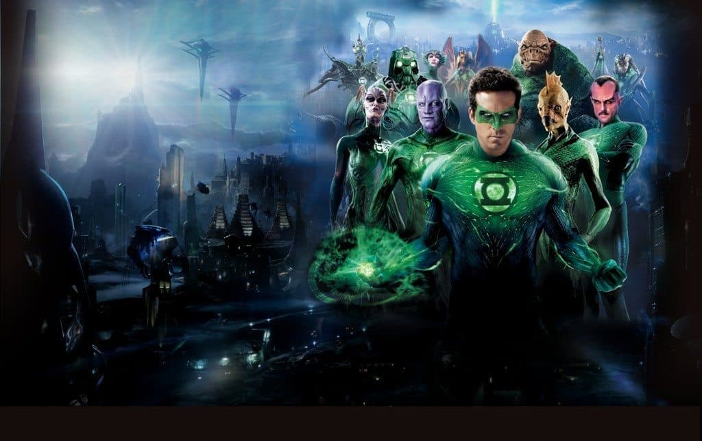 film reviews | movies | features | BRWC Green Lantern Extended Cut