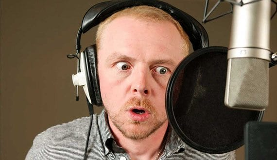 film reviews   movies   features   BRWC Simon Pegg's Best Bits