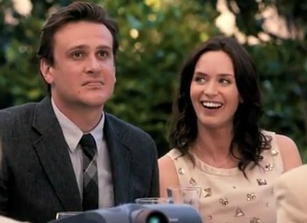 film reviews | movies | features | BRWC THE FIVE-YEAR ENGAGEMENT CHAT: Emily Blunt & Jason Segel