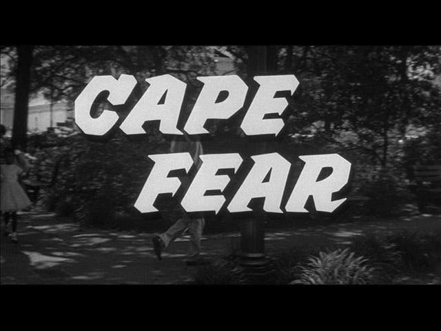 cape fear soundtrack