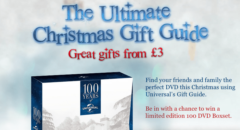 film reviews | movies | features | BRWC Universal Pictures Christmas Gift Guide App