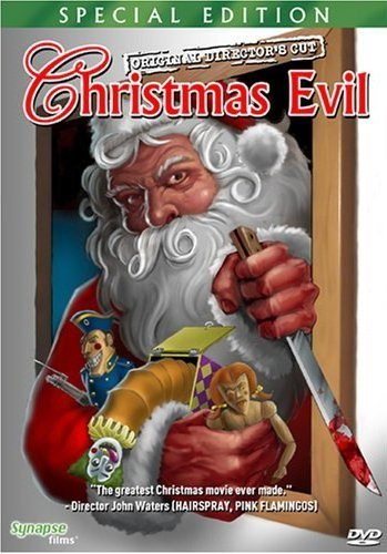film reviews | movies | features | BRWC Christmas Evil - DVD Review