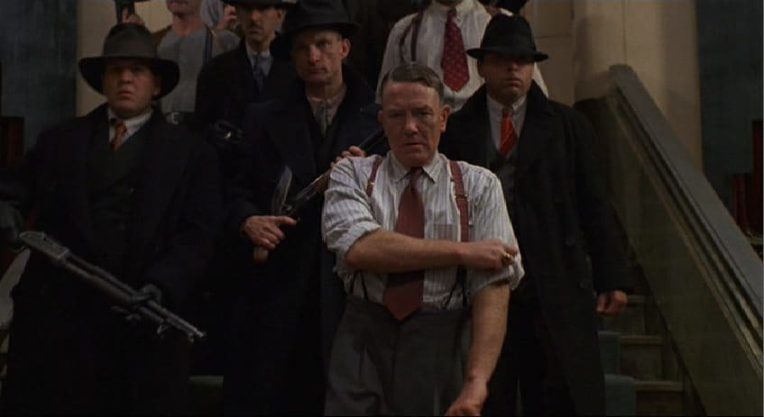 film reviews   movies   features   BRWC SCENES OF THE CRIME BLOG-A-THON: Miller's Crossing Review