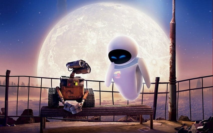 film reviews | movies | features | BRWC BRWC Valentine: My Funny Valentine - Wall-E