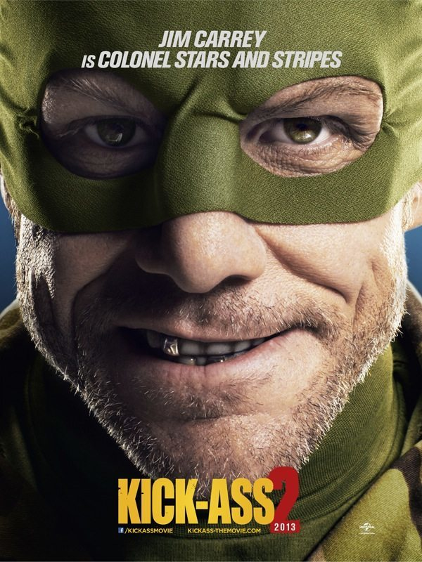 film reviews   movies   features   BRWC Kick Ass 2 Posters! EDIT - And Trailer!