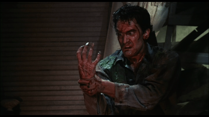 film reviews | movies | features | BRWC And Scene #2: Evil Dead 2: Dead By Dawn - A Farewell To Arms