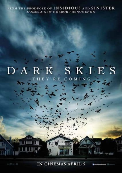 film reviews | movies | features | BRWC Dark Skies - Movie Houses You Wouldn't Want To Live In
