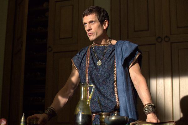 film reviews | movies | features | BRWC Quick Chat: Spartacus' Simon Merrells